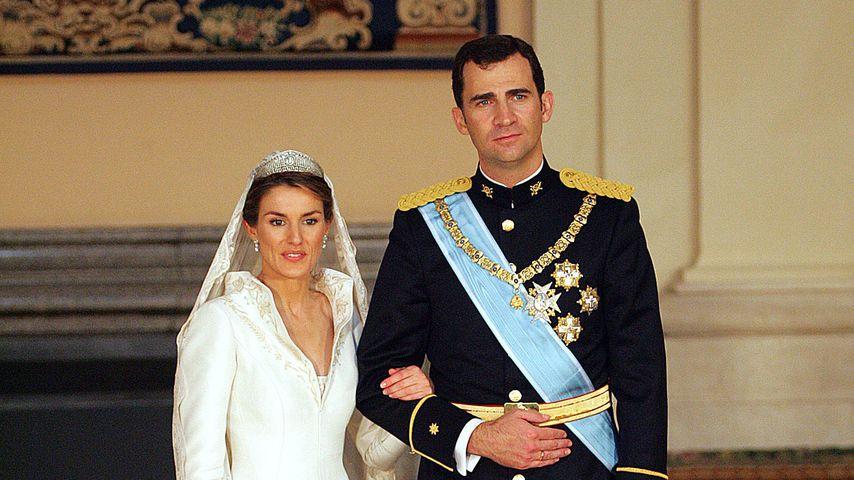 6,8 Millionen Euro: Diese Royal trug teuerstes Brautkleid