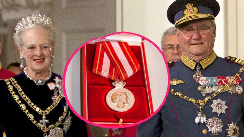 Königin Margrethe: So gedenkt sie ihres verstorbenen Henriks