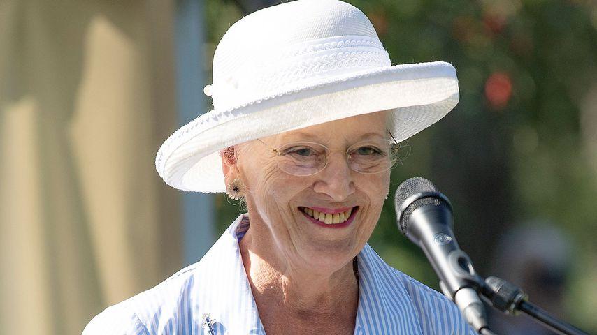 Königin Margrethe von Dänemark im August 2019