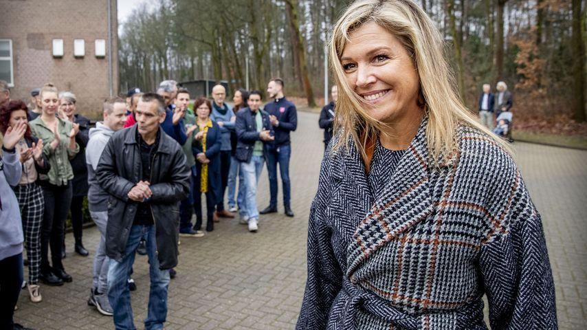 Dieser Mantel von Königin Máxima kostet über 5.000 Euro!