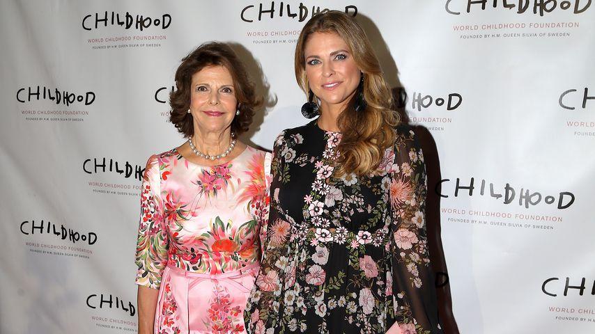 Zu Besuch: Madeleine kommt für Mama Silvia nach Schweden!