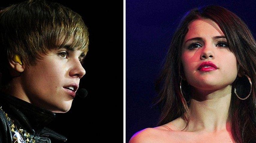Was geht da bei Justin Bieber und Selena Gomez?