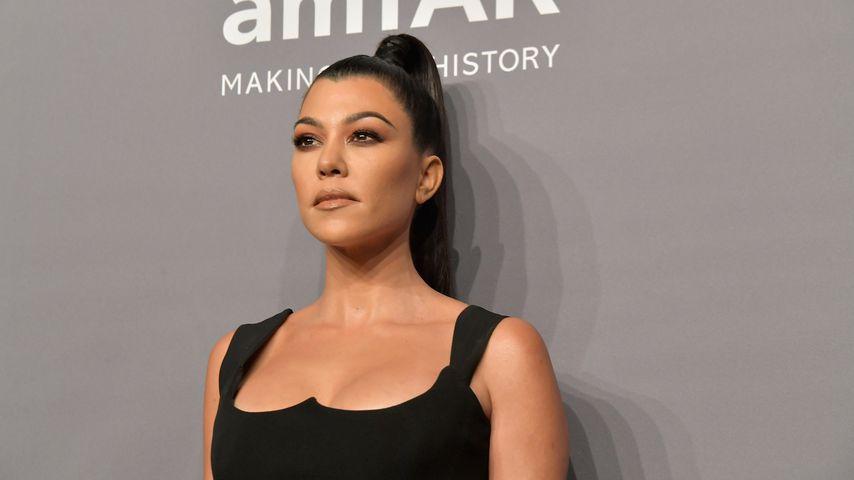 Kourtney Kardashian im Februar 2019