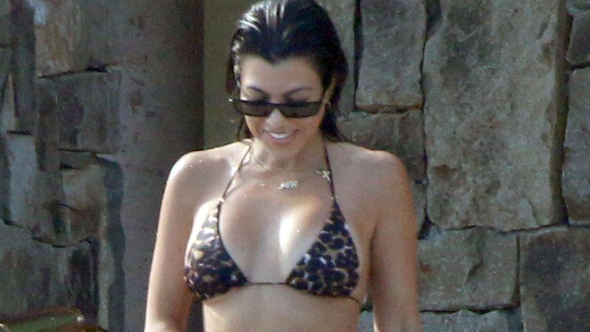 Kourtney Kardashian, TV-Gesicht