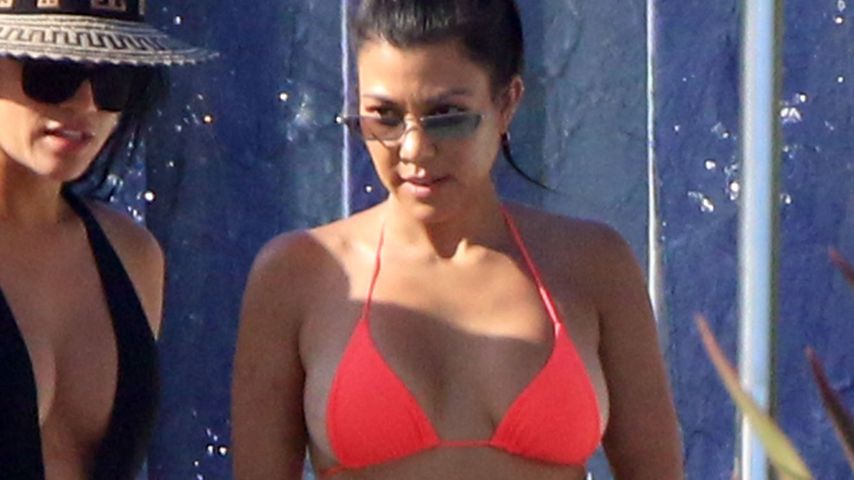 "Kourtney Kardashian, ""Keeping up with the Kardashian-Star"