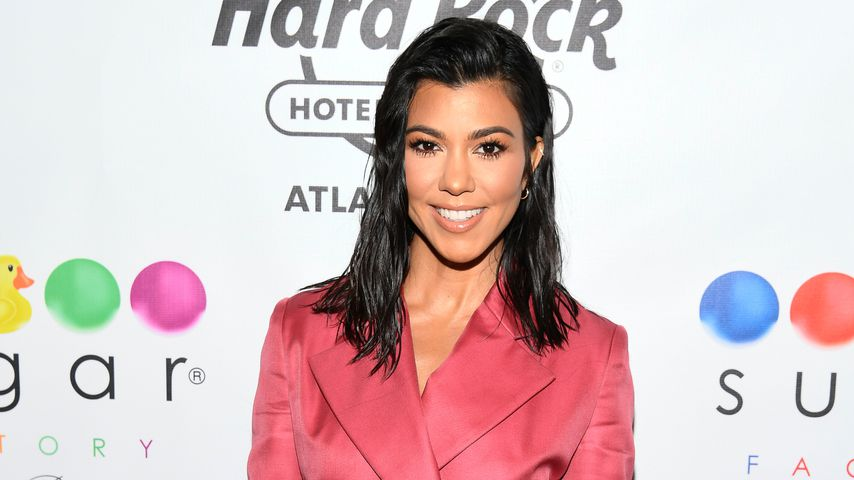 Zu Kourtneys 40. B-Day: So süß gratulieren die Kardashians