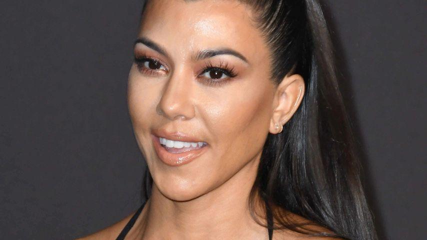 Neu verliebt? Kourtney Kardashian mit Mystery-Mann gesichtet