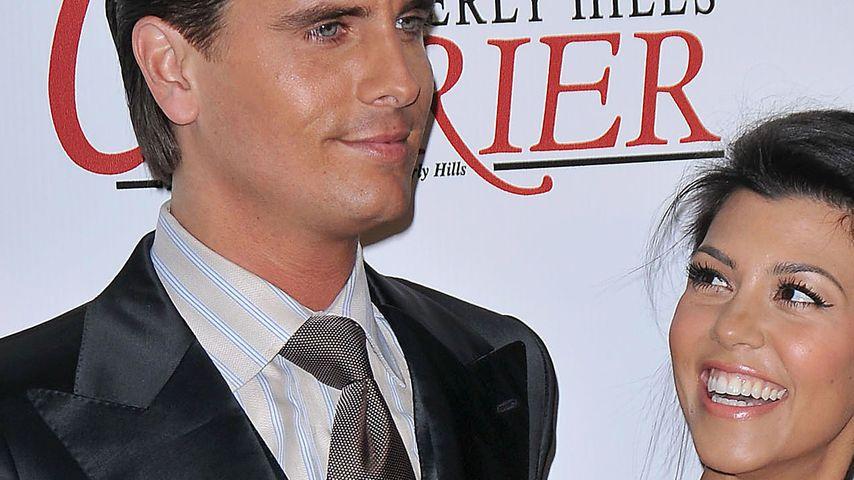 Kourtney Kardashian & Scott: Endlich verlobt!