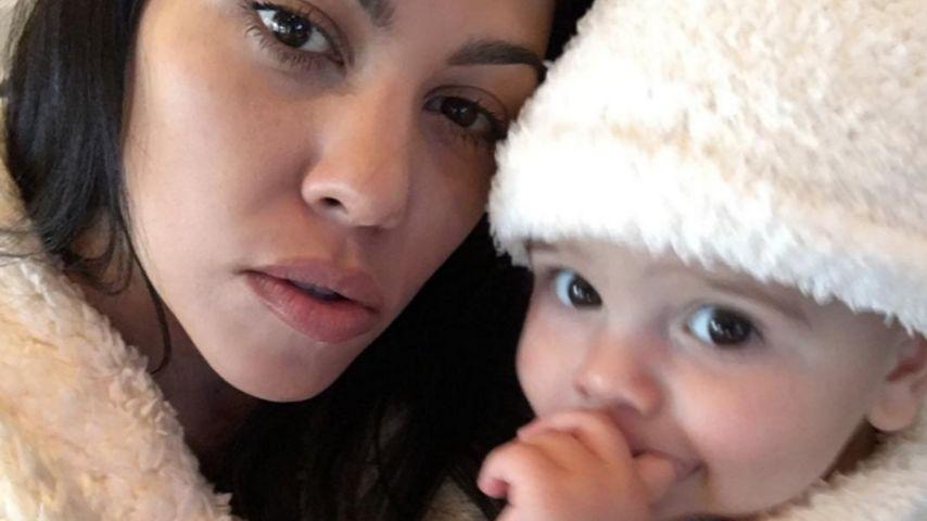 Geschwisterliebe: Kourtney Kardashians Kids sind zuckersüß