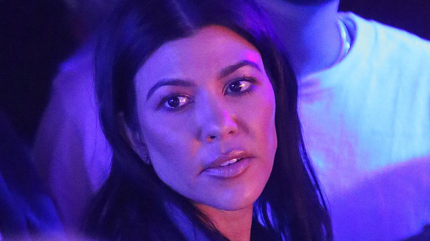 Kourtney Kardashian, Reality-TV-Star