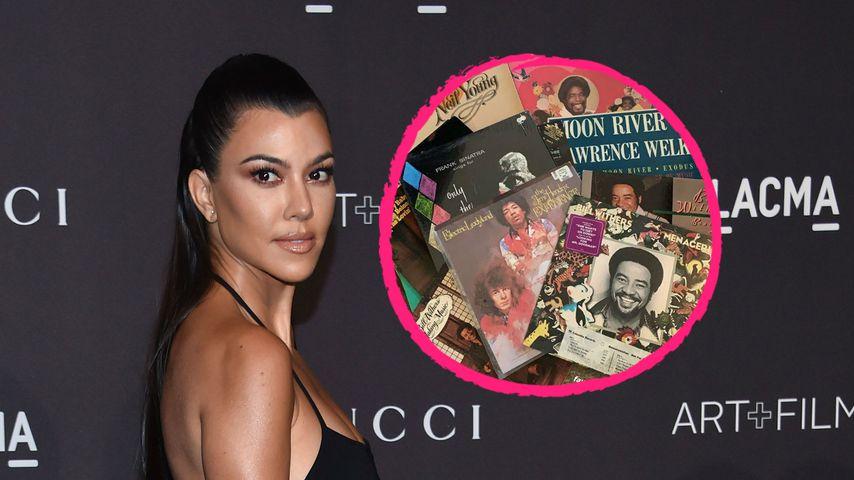 Rührend! Das schenkte Rob Kardashian Kourtney zum Geburtstag