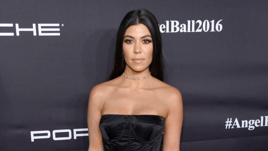 Kourtney Kardashian, TV-Bekanntheit