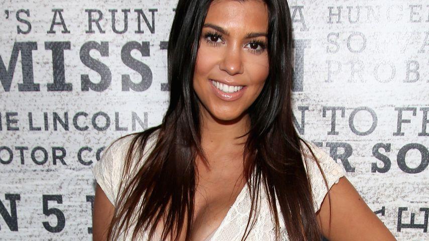 Schwangere Kourtney Kardashian: Das isst sie alles