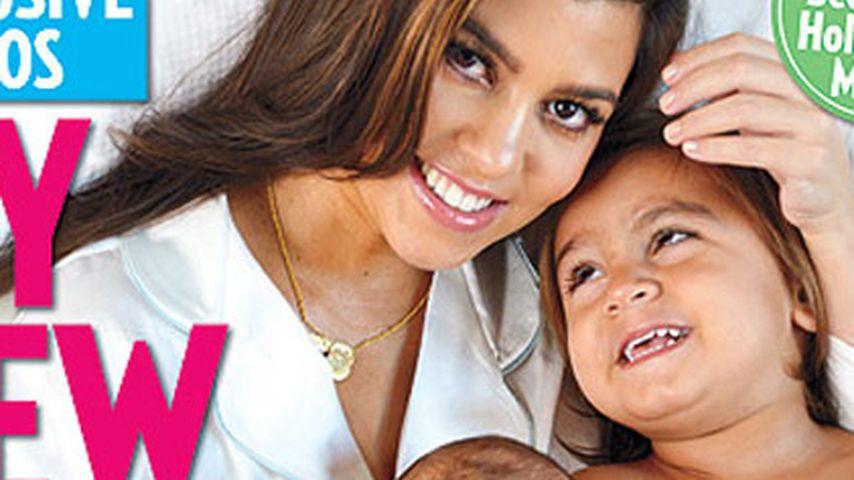 Wie süß! Das ist Kourtney Kardashians Tochter