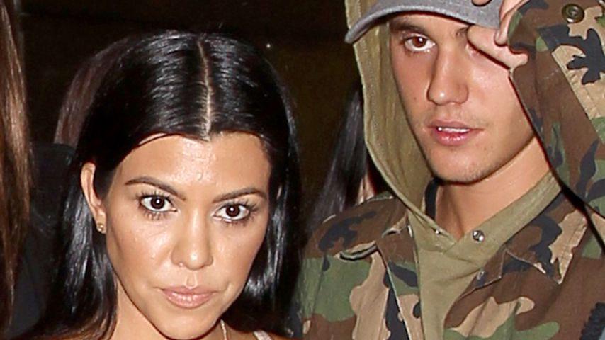 Geheime Treffen: Wird es ernst bei Kourtney & Justin Bieber?
