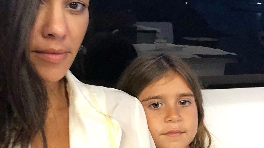 Kourtney Kardashian: Sie will gemeinsames Sorgerecht