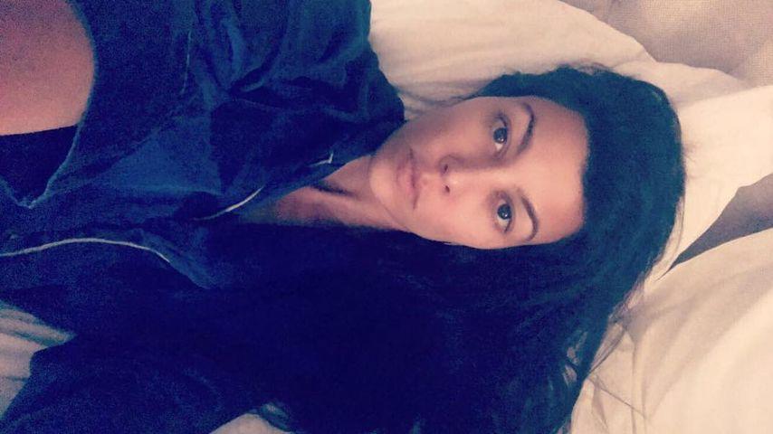 Kourtney Kardashian ohne Make-Up