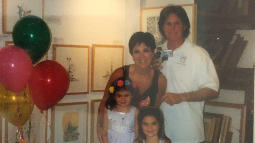 ris Jenner, Bruce Jenner, Kendall Jenner und Kylie Jenner, August 2019