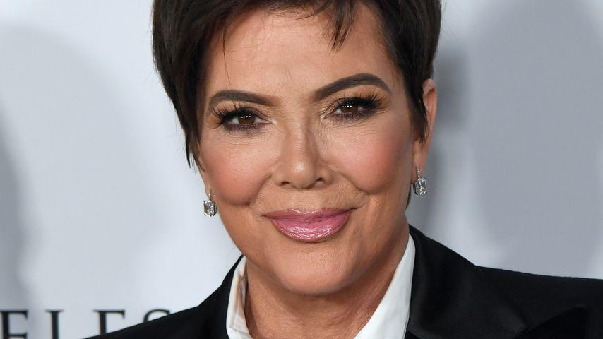 Kris Jenner im Februar 2020