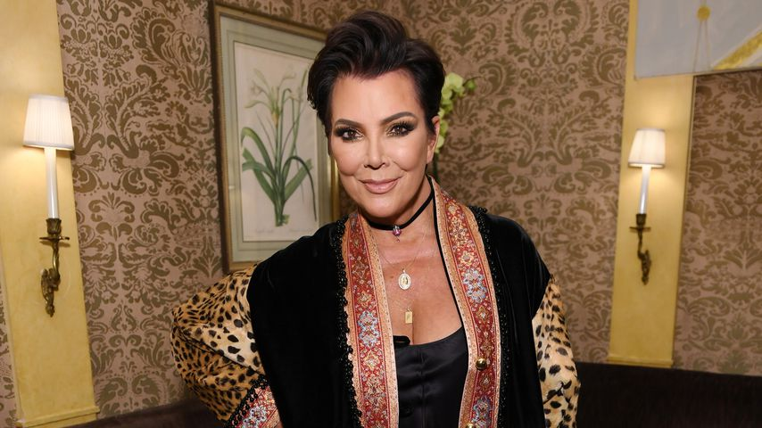 Kris Jenner in New York