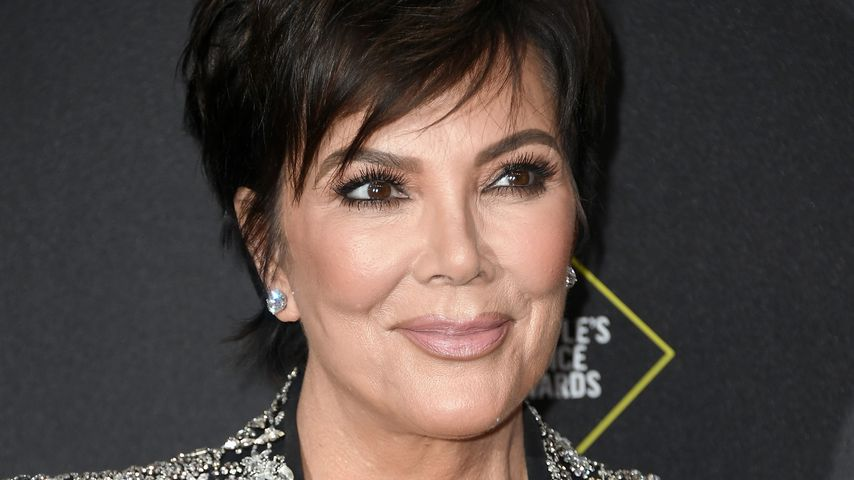 "Kris Jenner, ""Keeping up with the Kardashians""-Star"