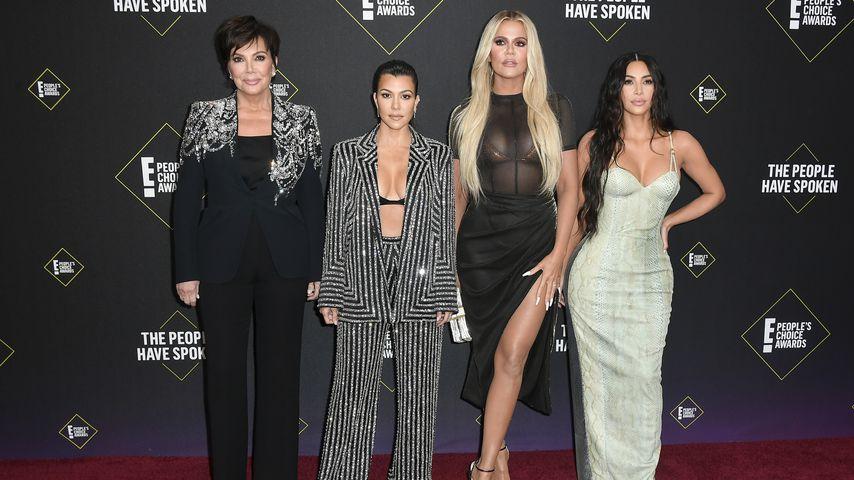 Kris Jenners Geburtstag: So süß gratulieren die Kardashians