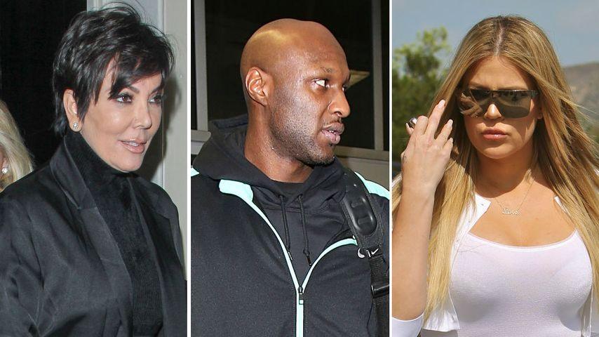 Unglaublich! Hatte Kris Jenner Sex mit dem Ex ihrer Tochter?