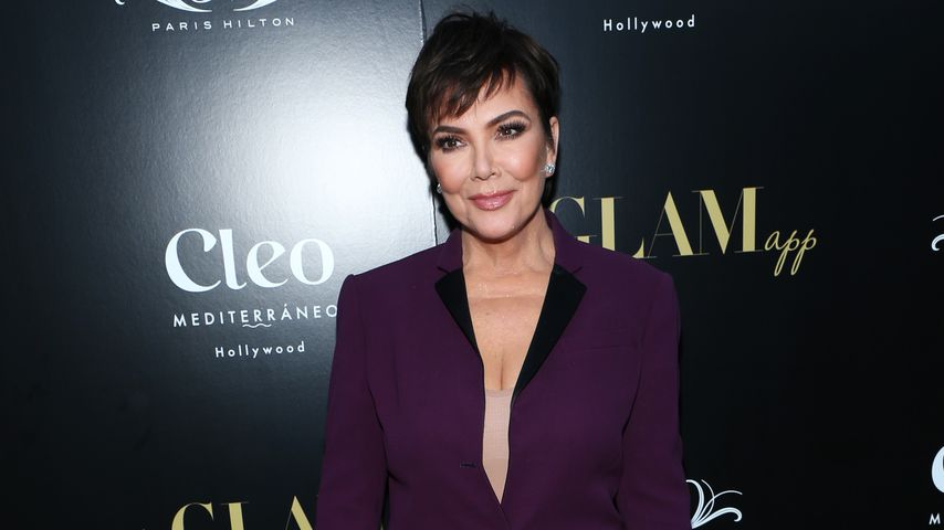 Kris Jenner im Juni 2019 in Hollywood