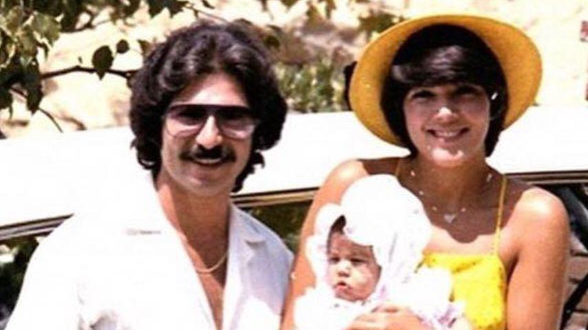 Süßes Familien-Bild: Kris Jenner erinnert an Baby Kourtney