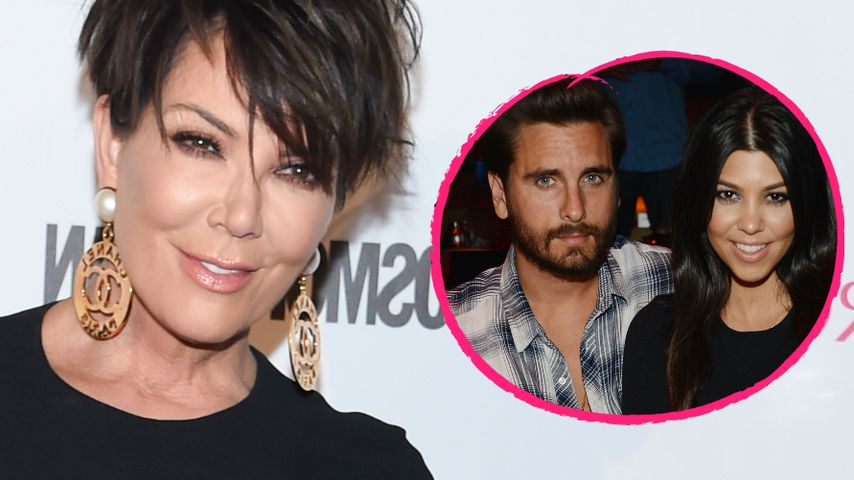 Kris Jenners Hoffnung: Liebes-Comeback von Kourtney & Scott!