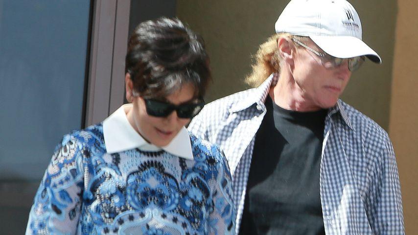 Nörgelnder Brautvater: Bruce Jenner ist genervt!