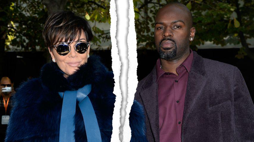 Großer Schock: Kris Jenner beendet ihre Beziehung zu Corey!