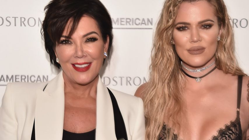 Dreams Geburt: Kardashian-Familie war im Krankenhaus dabei