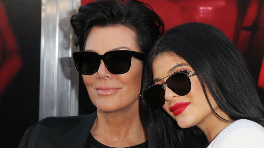 Kris und Kylie Jenner