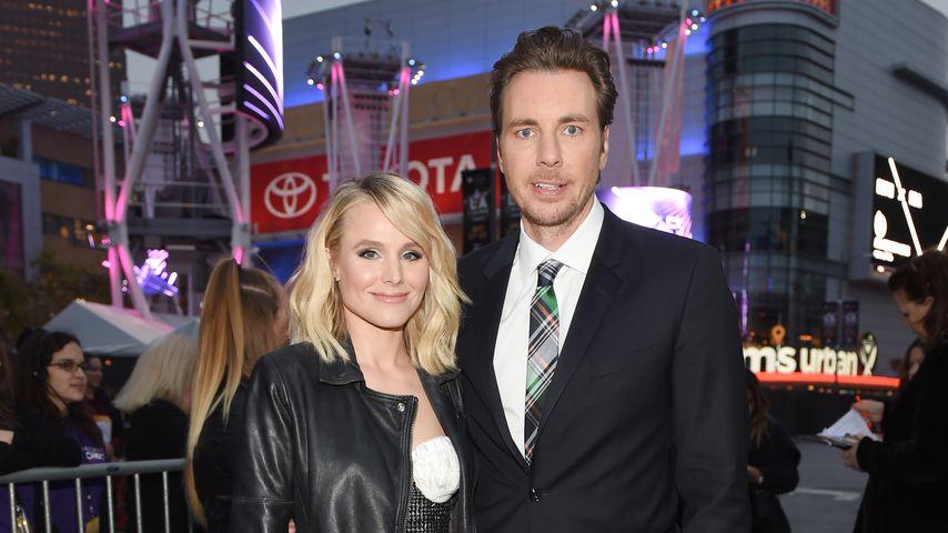 Kristen Bell und Dax Shepard bei den People's Choice Awards 2017