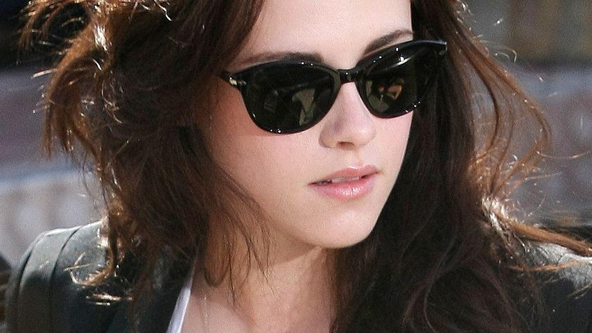 Kristen Stewart verliert kein Wort über Scheidung