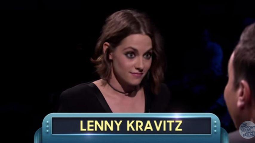 """""""Piercing"""": Daran denkt Kristen Stewart bei Lenny Kravitz"""