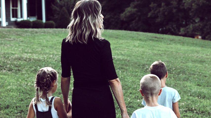 Kristin Cavallari und ihre drei Kinder im November 2020