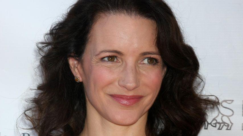 Schauspielerin Kristin Davis
