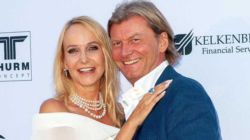 Kristina Bach und Christian Marek auf Mallorca