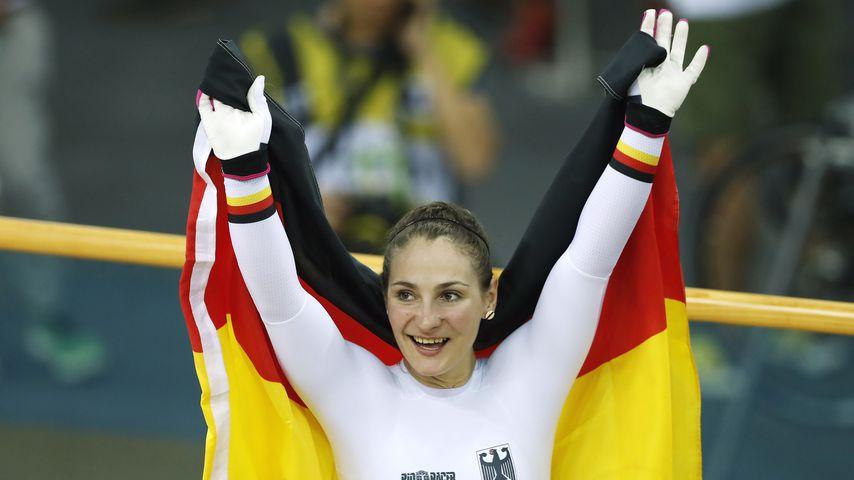 Kristina Vogel bei den Weltmeisterschaften 2017 in Hong Kong