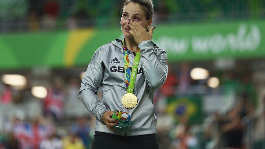 Kristina Vogel bei Olympia 2016