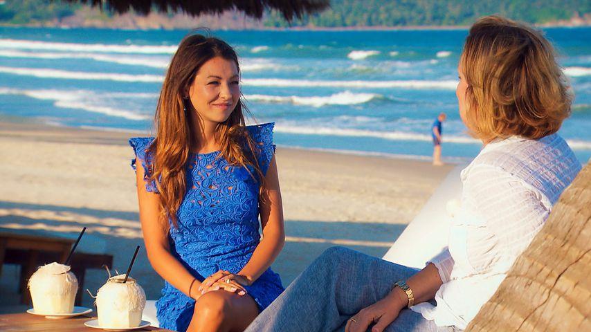 Bachelor-Kandidatin Kristina Yantsen und Daniel Völz' Mutter