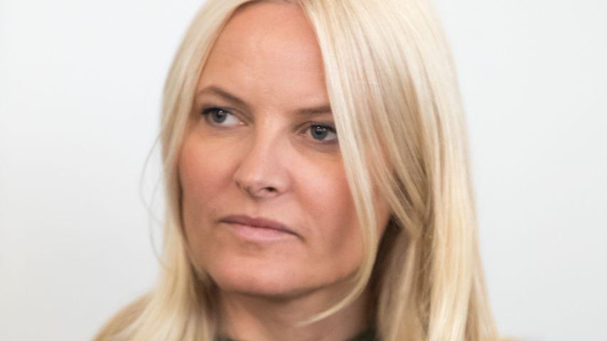 Kronprinzessin Mette-Marit von Norwegen im März 2017