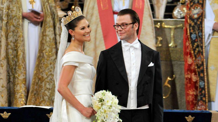 Kronprinzessin Victoria und Prinz Daniel von Schweden, Juni 2010
