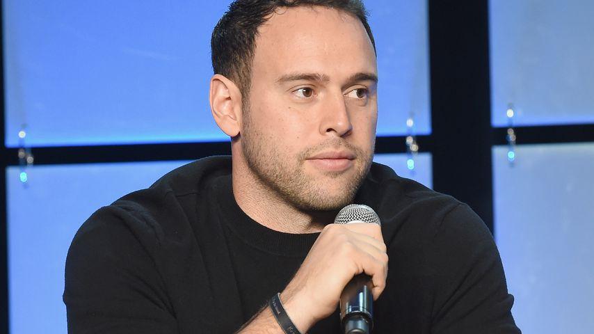 Künstlermanager Scooter Braun