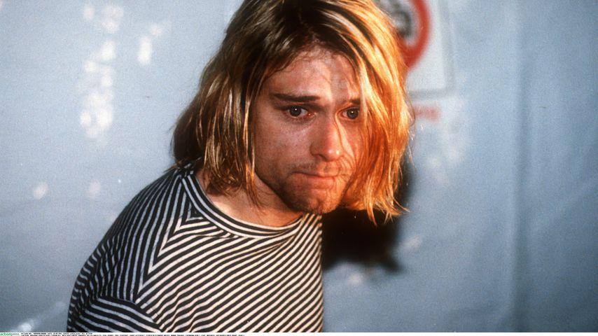 Kurt Cobain im Jahr 1993