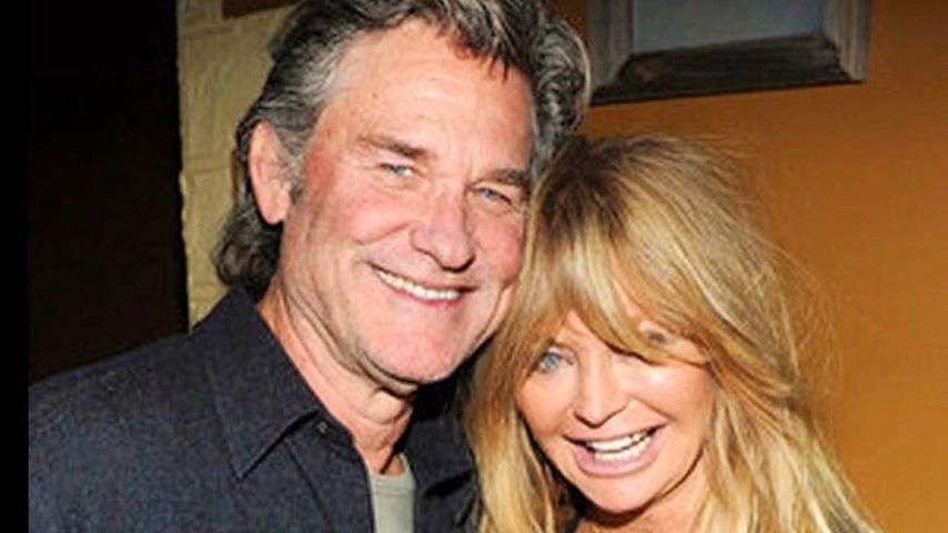 Kurt Russell und Goldie Hawn, Schauspieler