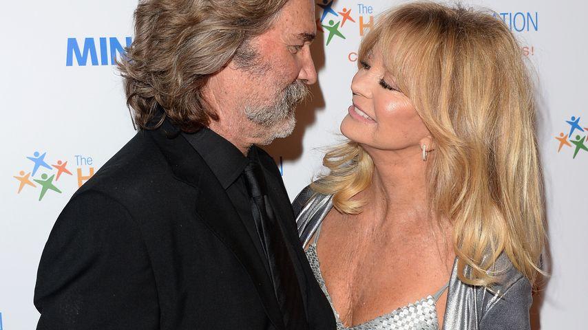 Es gibt Wichtigeres! Goldie Hawn pfeift auf die Ehe