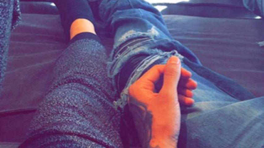 Von wegen Trennung?! Kylie Jenner & Tyga kuscheln wieder!